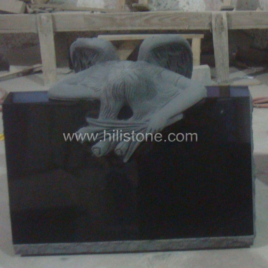Tombstone-Headstone TM7 Angel