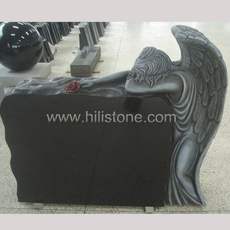 Tombstone-Headstone TM9 Mourning Angel