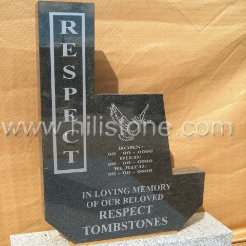 Tombstone-Lettering TM65