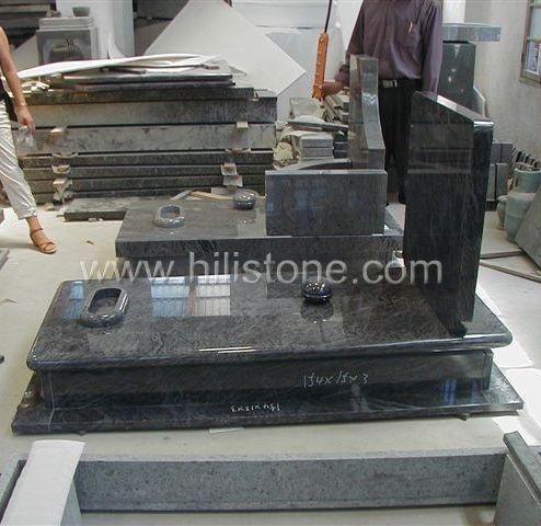 Tombstone Set TM44 Bahama blue tombstone