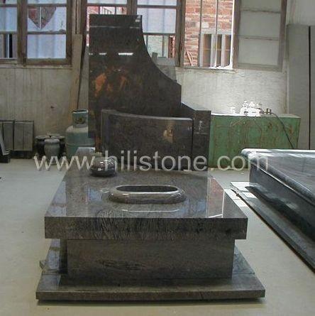 Tombstone Set TM49 Paradiso tombstone