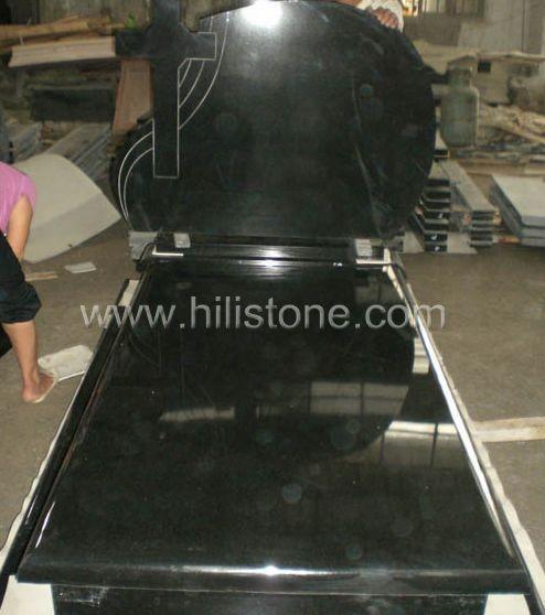 Tombstone Set TM51 Shanxi Black tombstone