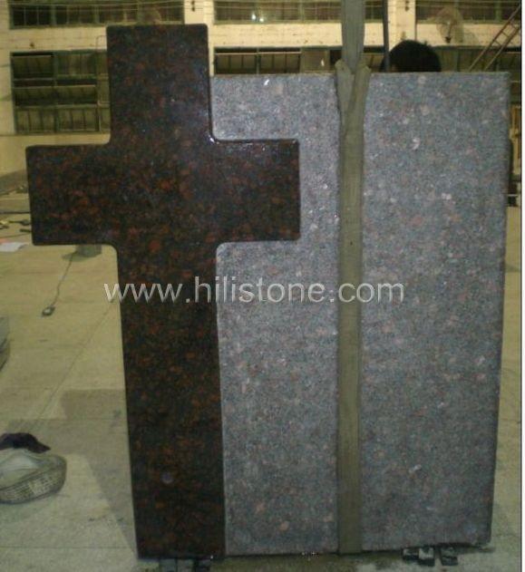 Tombstone Set TM54 Tan Brown tombstone