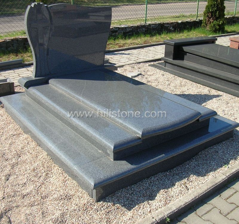 Tombstone Set TM56 G654 tombstone