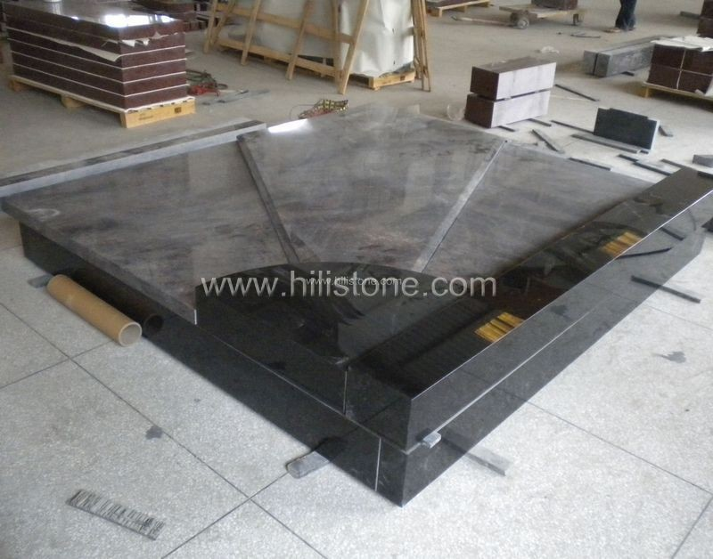 Tombstone Set TM57 Tan Brown tombstone