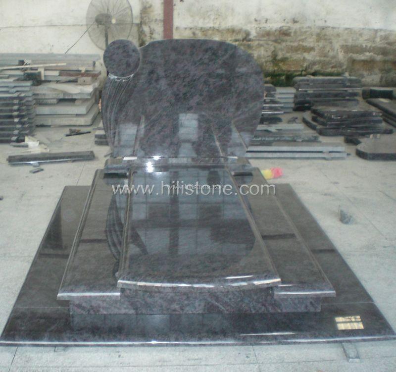 Tombstone Set TM59 Vizag Blue tombstone