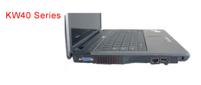 Notebook PC KW40 Series