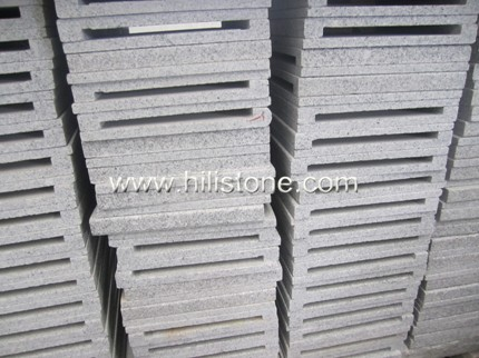 G603 Silver Grey Swimming Pool Coping Stones