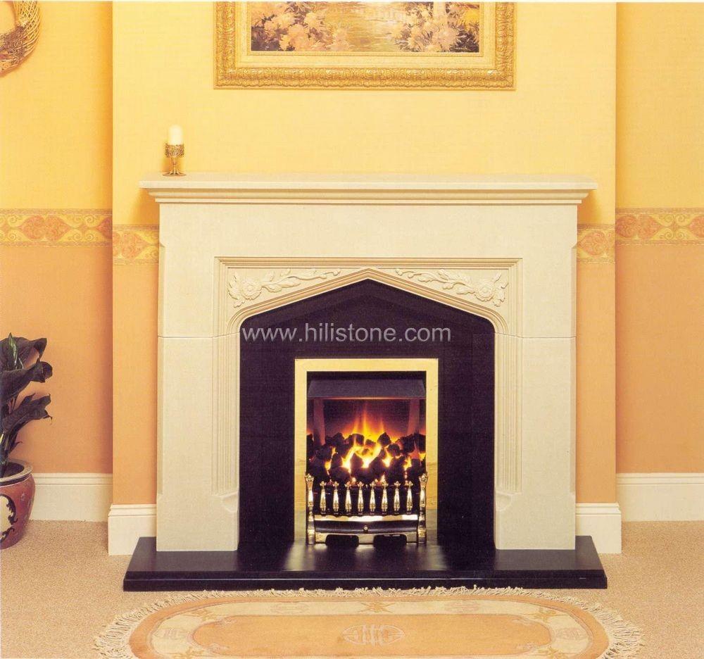 Fireplace Mantel 12