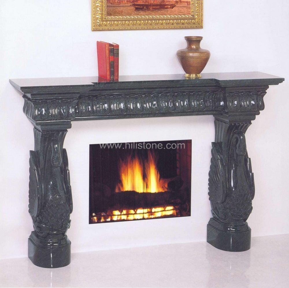Fireplace mantel 10