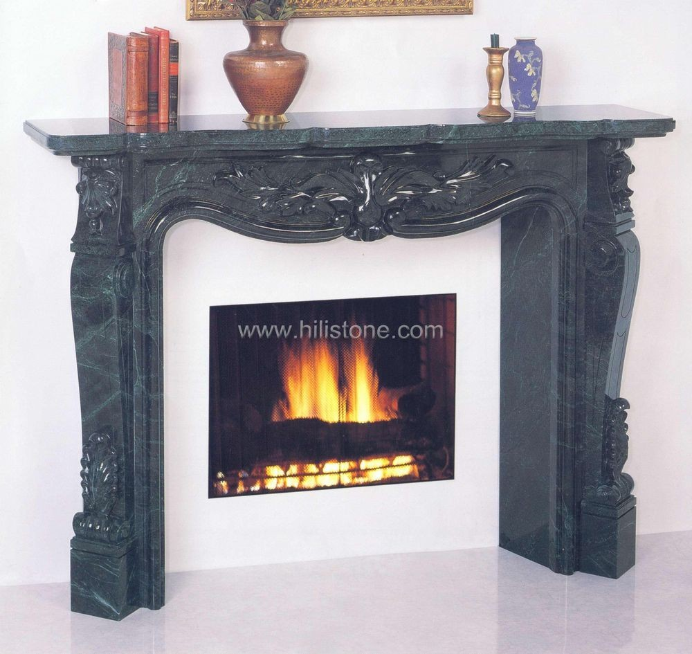 Fireplace mantel 4