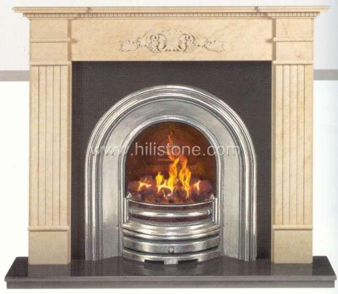 Fireplace mantel 6