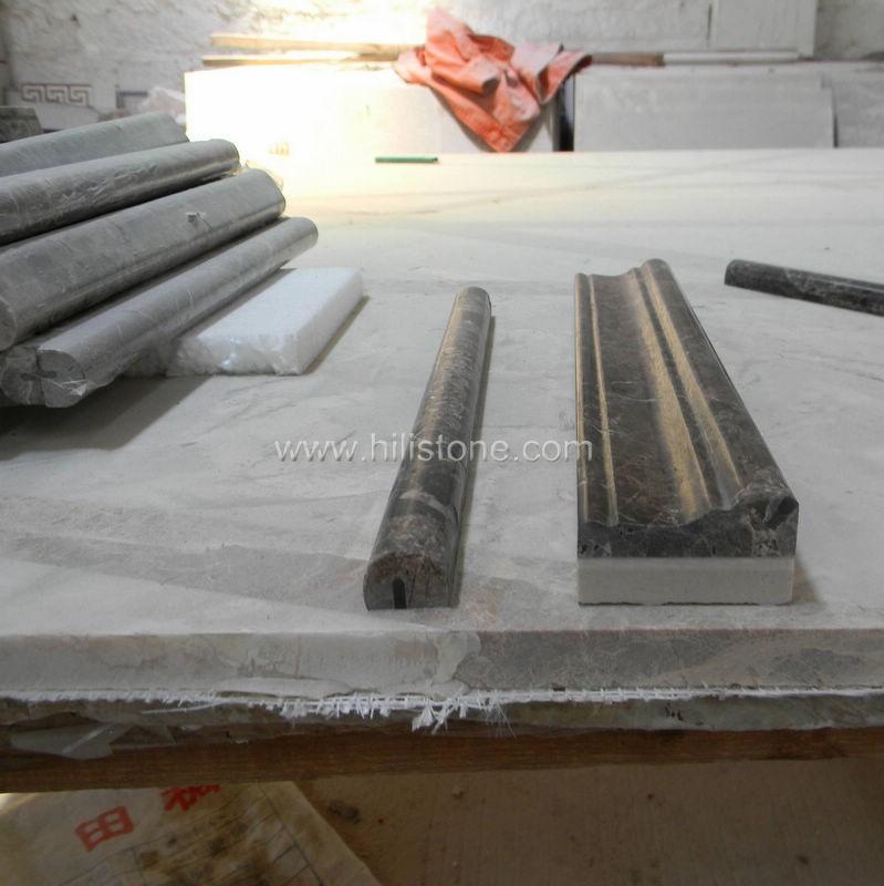 Natural stone Rail