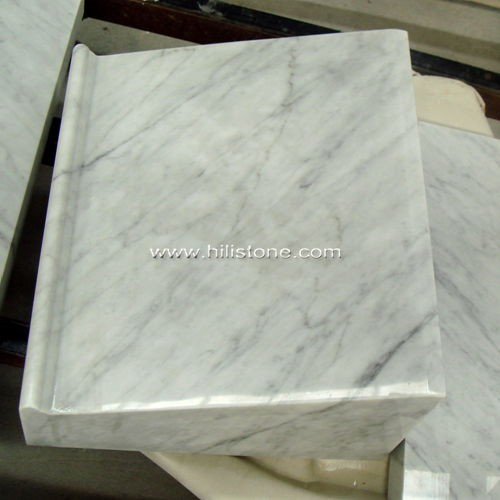 Carrara Bianco Marble Polished Platform