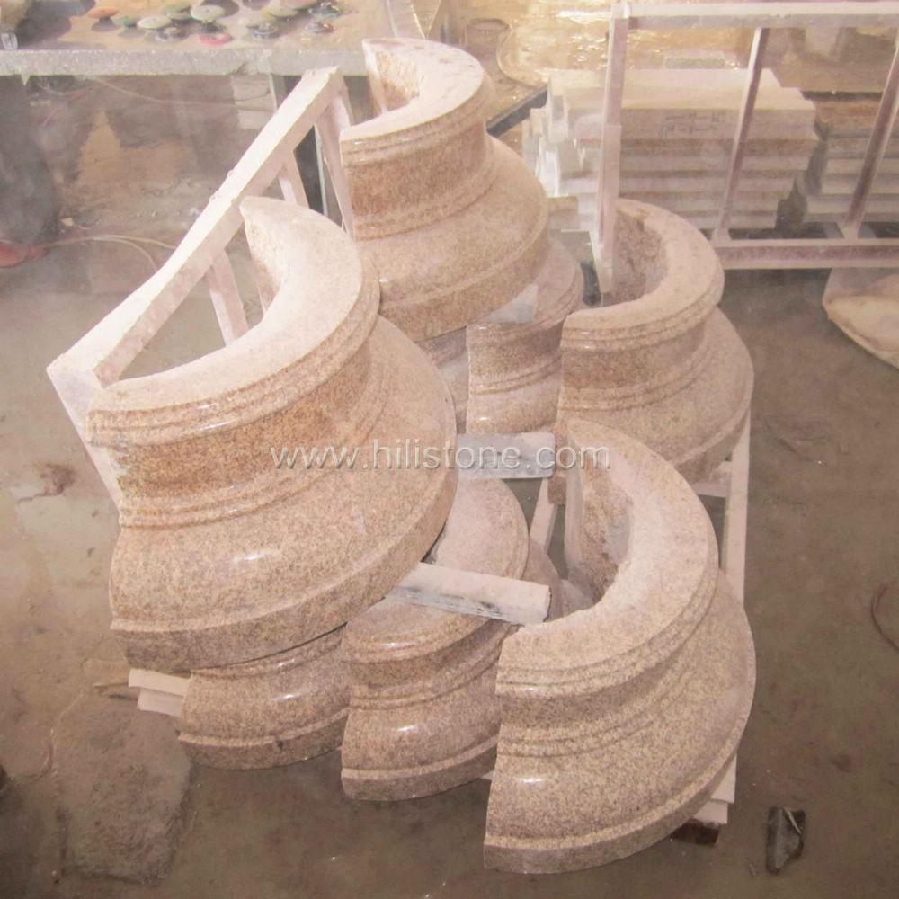Granite Column base