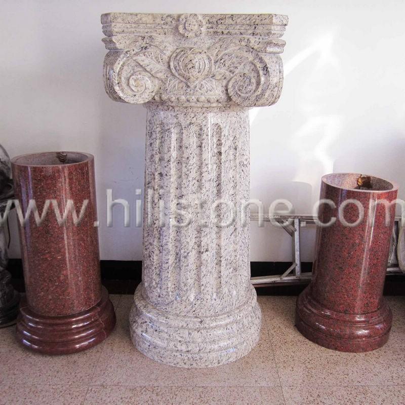Granite Roman Column