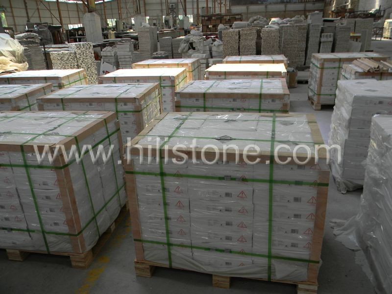 Marble Mosaic Tile MS7