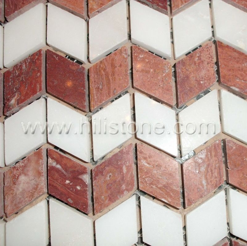Marble Mosaic Tile MS9