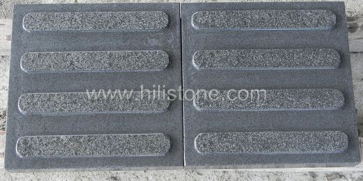 G654 Granite Flamed Tactile Paving-Directinal