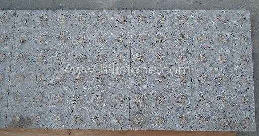 G682 Granite Polished Tactile Paving-Blister