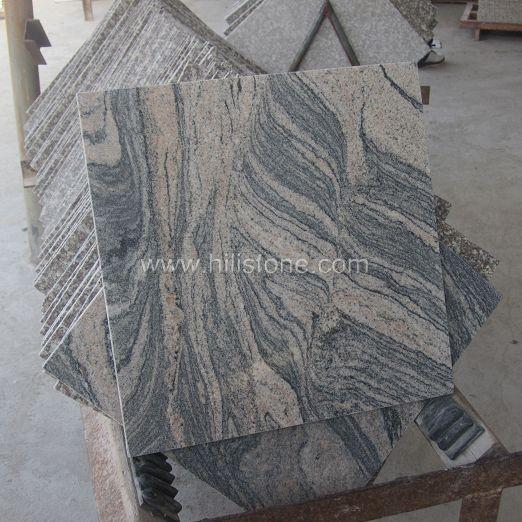China Juparana Polished Tiles