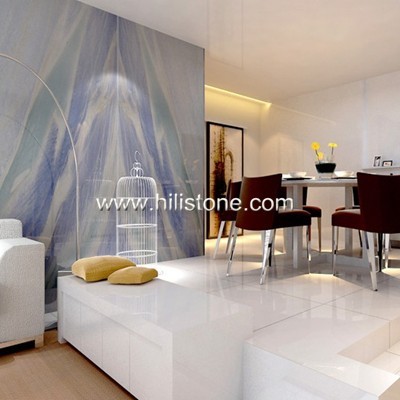 Ice Age Marble Polished Tiles