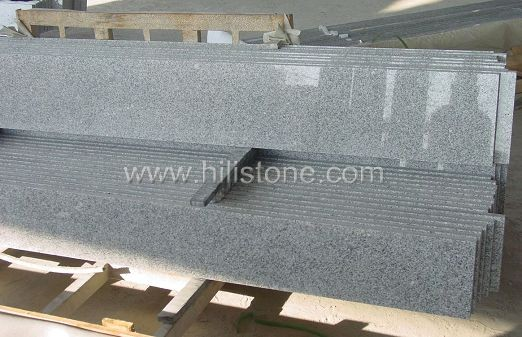 G603 Silver Grey Granite Polished Windowsills