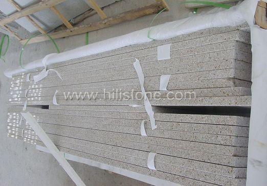 G682 Yellow Granite Polished Windowsills