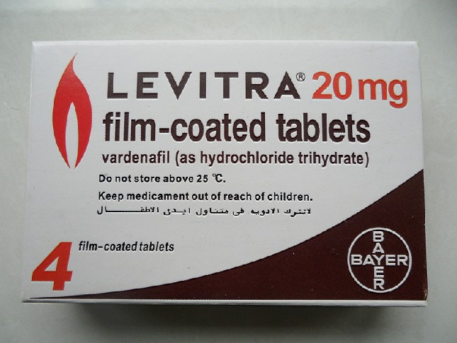Levitra for ed
