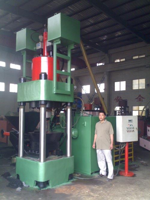 Briquetting press (SBJ6300)