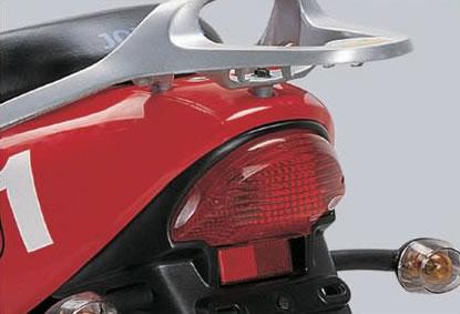 YY50QT-21 Motor Scooter