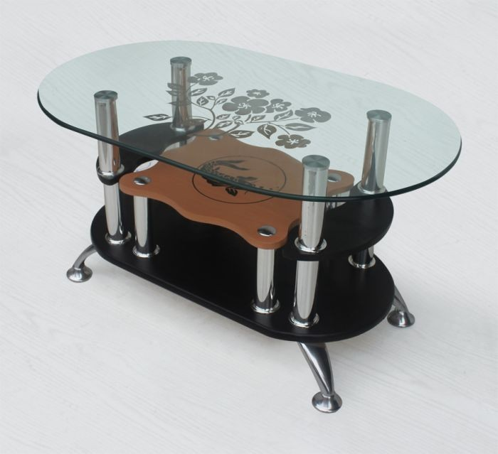 Hot Low Price Gl Coffee Table