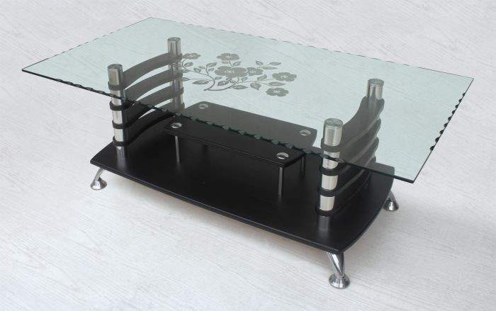 Low Price Glass Coffee Table A23