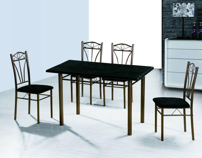 735048041cb 2013 low price metal dining table set mdt02