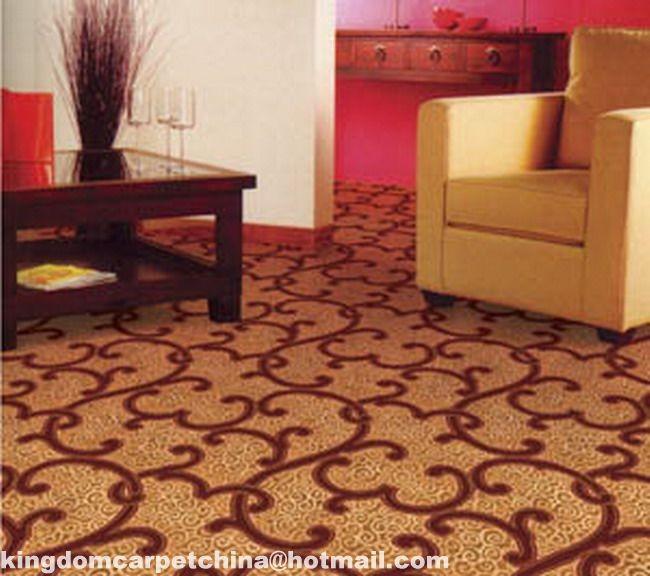 Axminster Carpet For Deluxe Hotel