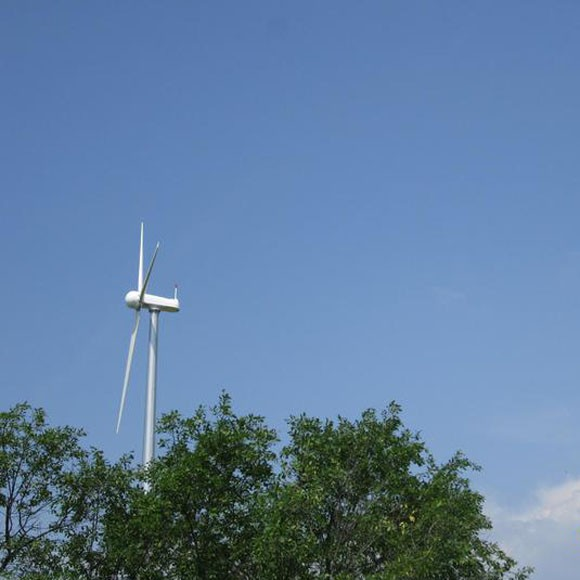 Hummer 10KW Horizontal Wind Generator