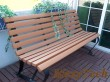 outdoor bench 091X