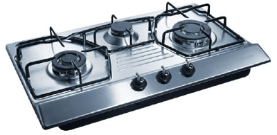 Gas Kitchen Cooktop GS-609SS