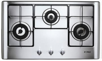 Gas Kitchen Cooktop HL3G