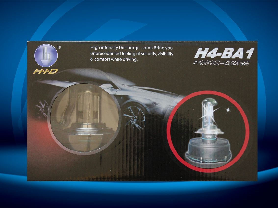 ALL IN ONE HID XENON KIT H4