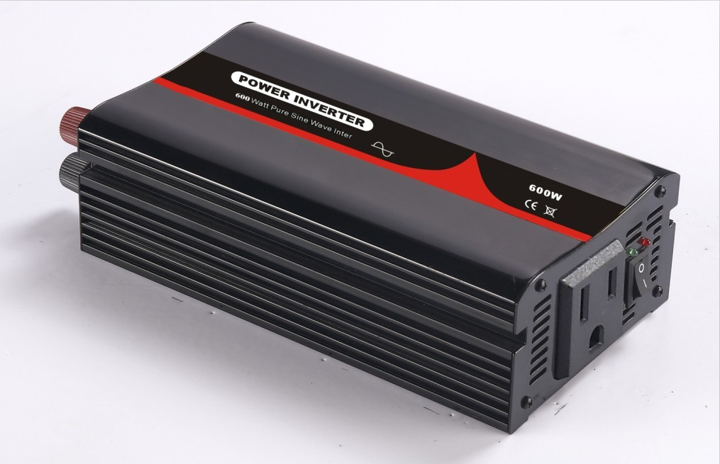 600W 24V Sine Wave Power Inverter  with Charging