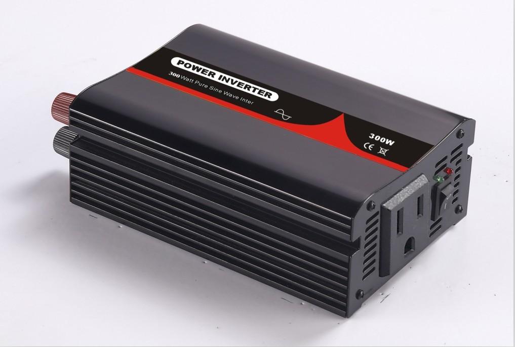 DC24 to AC220 300w Pure Sine Wave Car Inverter