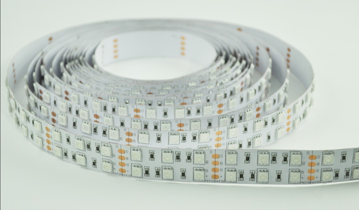 Double LED Flex Strip, 5050SMD, 28.8W/M
