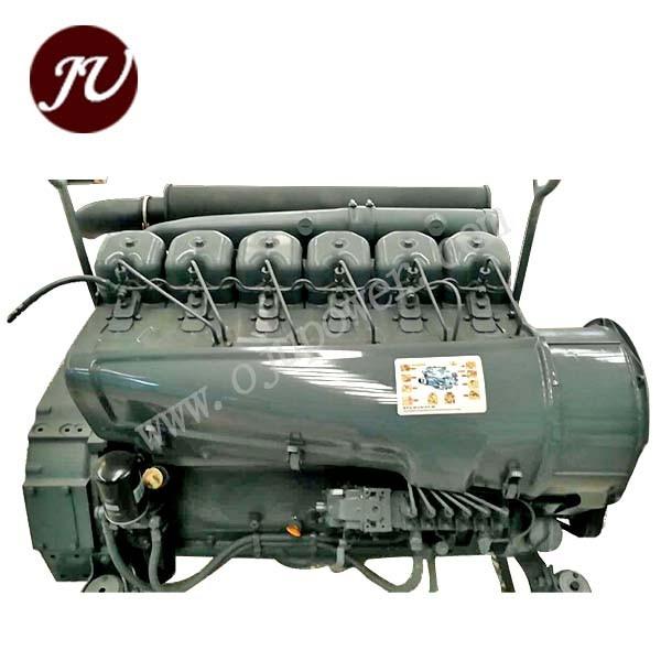 6 cylinder deutz air cooled engine F6L914 for construction