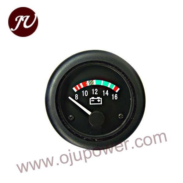 Gauge-Electromagnetic pressure gauge
