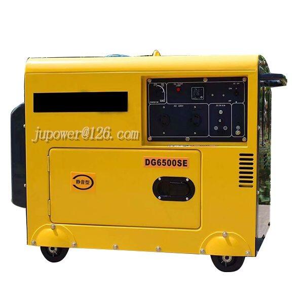 Diesel Generator Quiet Portable 5KW-20KW