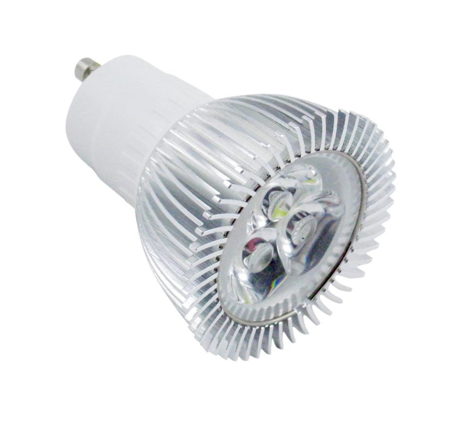 Gu10 3 1w Led Spot Lights Manufacturers Gu10 3 1w Led Spot Lights Exporters Gu10 3 1w Led Spot