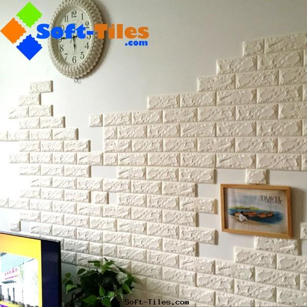 PE Foam 3D wall panel