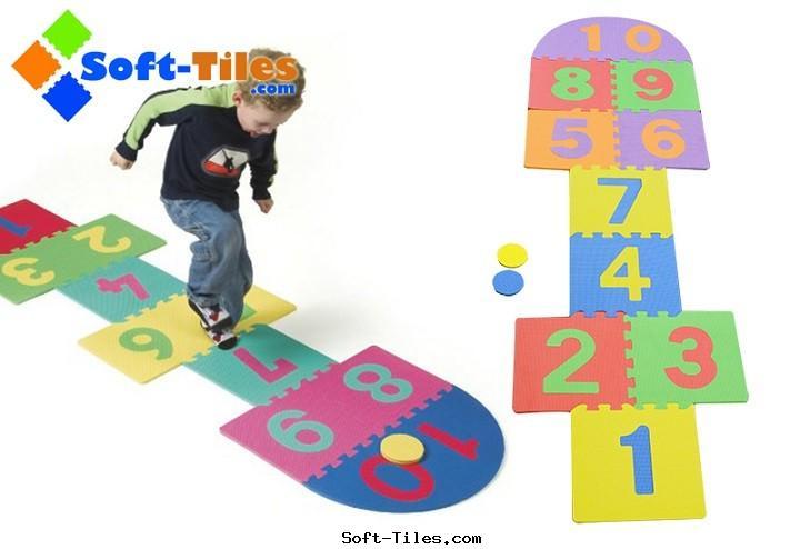 KIDS HOPSCOTCH Game Mat