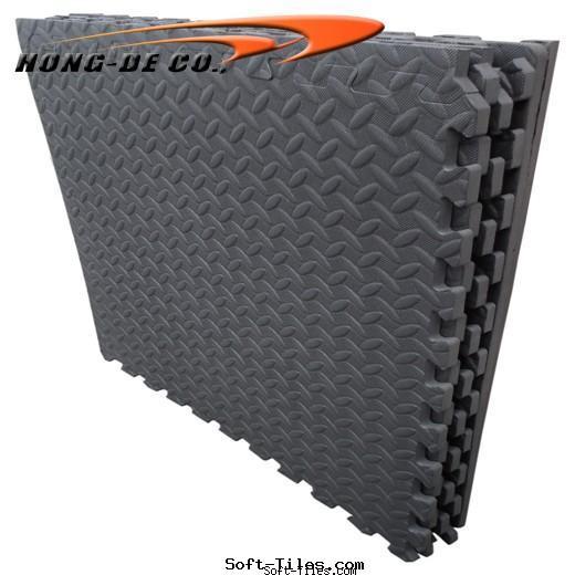 Garage Foam Flooring Set